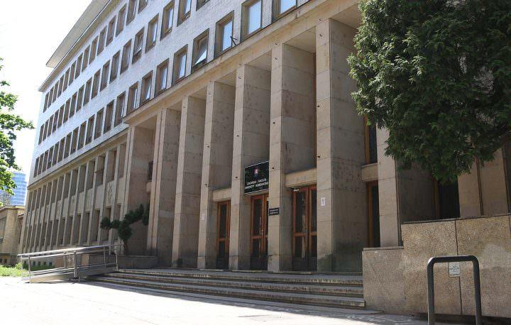 Neues Gebäude der Medizinische Fakultät der Comenius Universität in Bratislava